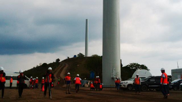 Berapa Harga Listrik dari Kincir Angin Raksasa 75 MW di Sidrap? (44969)