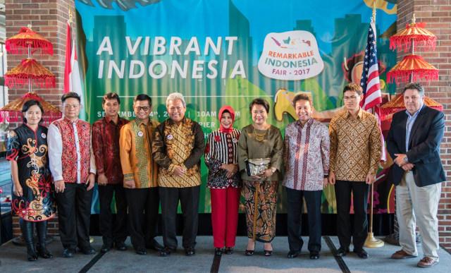 Sukses Besar, Remarkable Indonesia Fair Chicago Hasilkan Transaksi Miliaran Rupiah! (51722)