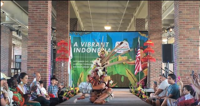 Sukses Besar, Remarkable Indonesia Fair Chicago Hasilkan Transaksi Miliaran Rupiah! (51723)