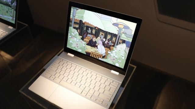 Laptop Terbaru Keluaran Google