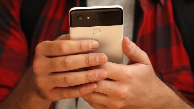 Pixel 2, Ponsel Keluaran Google