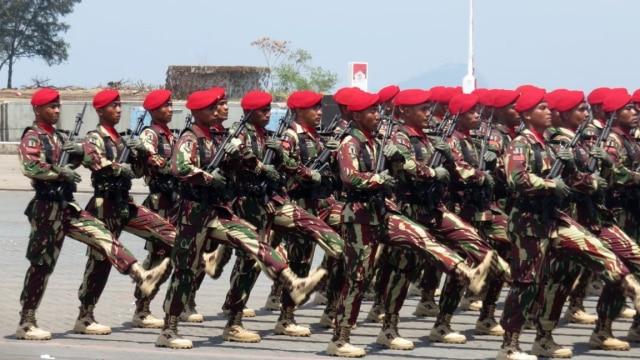Jejak Komando Gabungan TNI yang Akan Diaktifkan Jokowi Hadapi Teroris (43284)