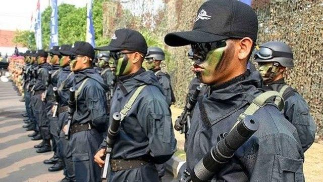 Jejak Komando Gabungan TNI yang Akan Diaktifkan Jokowi Hadapi Teroris (43287)