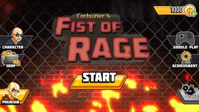 Corbuzier's Fist of Rage, Game Baru Penuh Aksi Buatan Touchten