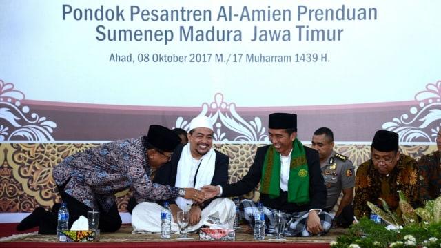 Operasi Politik Cak Imin Incar Kursi Cawapres Jokowi (32230)