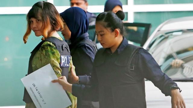 Mei, WN Vietnam Terdakwa Pembunuh Kim Jong-nam Dibebaskan (7263)