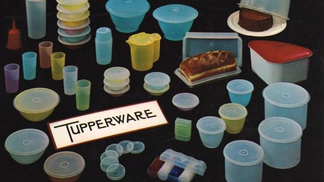 13 Fakta Unik Tupperware Wadah Makanan Legendaris Favorit Para