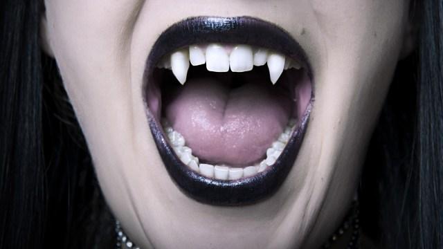 Ilustrasi Vampir