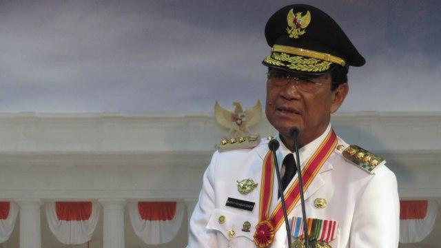 Pelantikan Sri Sultan Hamengku Buwono X