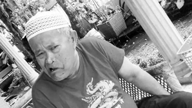 Almarhum ayah Sule