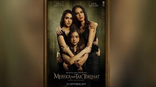 Film Horor 'Mereka yang Tak Terlihat' Raih Rekor MURI (438291)