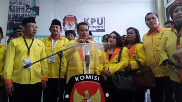 Partai Berkarya di KPU Pusat