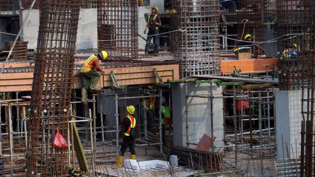 Dari 7 Juta Pekerja Konstruksi, yang Punya Sertifikat Baru 9% (89489)