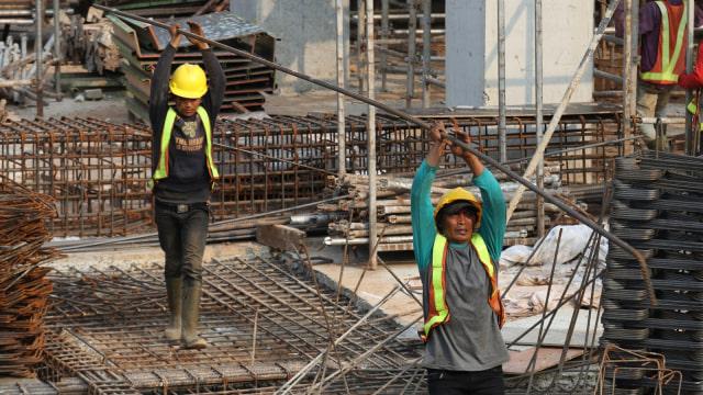 Dari 7 Juta Pekerja Konstruksi, yang Punya Sertifikat Baru 9% (89490)