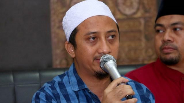 Cerita Yusuf Mansur Diminta Gabung Timses, tapi Justru Dilarang Jokowi (203879)