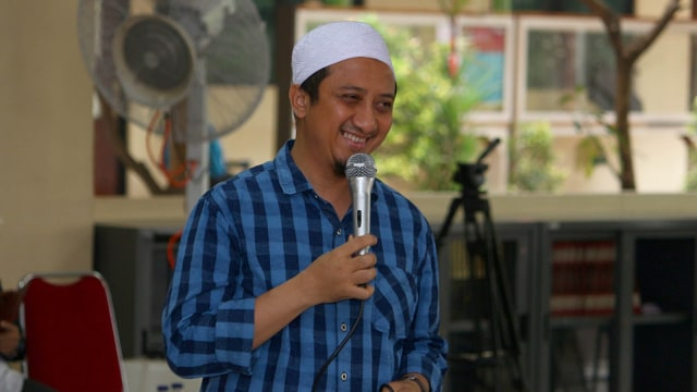 Yusuf Mansur Harap Jokowi Dua Periode Agar Pembangunan Tak Tertunda (49282)