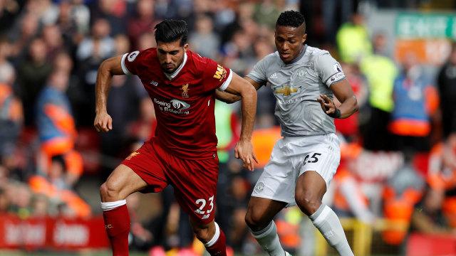 Kisah Antonio Valencia, Dari Pemulung hingga Kapten Manchester United (126597)