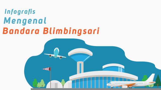 Mengenal Bandara Blimbingsari Banyuwangi