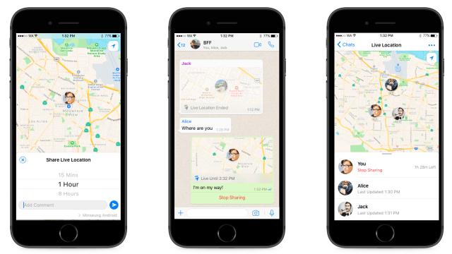 Pengguna WhatsApp di Indonesia Sudah Bisa Saling Lacak Teman (59479)