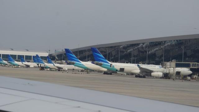 Dari 142 Pesawat Garuda Indonesia, Tinggal 53 yang Sekarang Bisa Dioperasikan (245077)