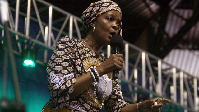 Istri Presiden Zimbabwe Grace Mugabe