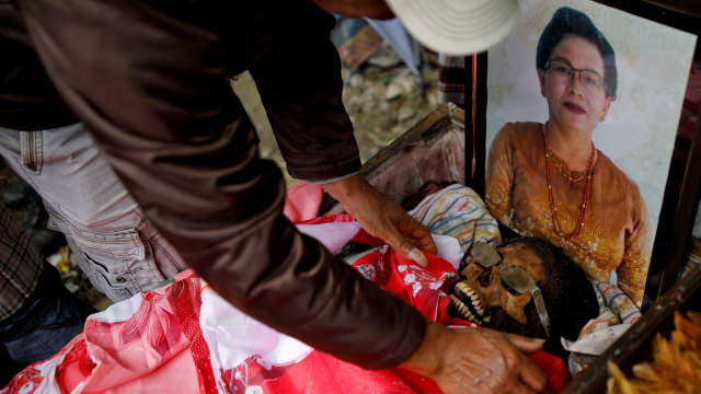 Ritual Suku Toraja