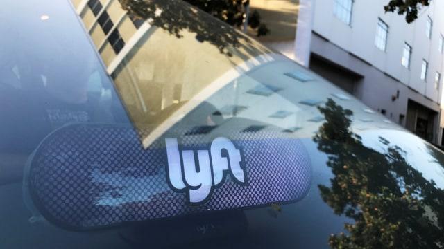 Lyft, aplikasi pemesanan transportasi online