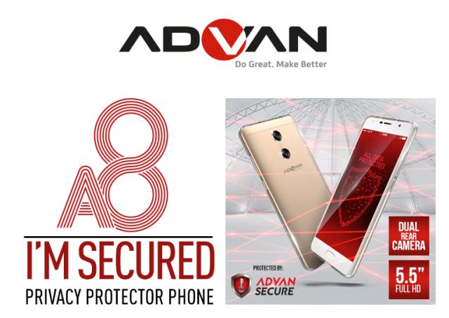 com-Advan A8