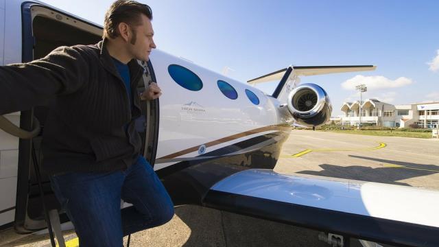 Sultan! Resor di Bahama Bakal Antar Tamu yang Positif COVID-19 Naik Jet Pribadi (29682)