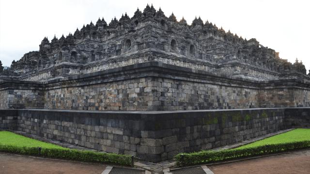 53+ Gambar Tentang Candi Borobudur Terbaik