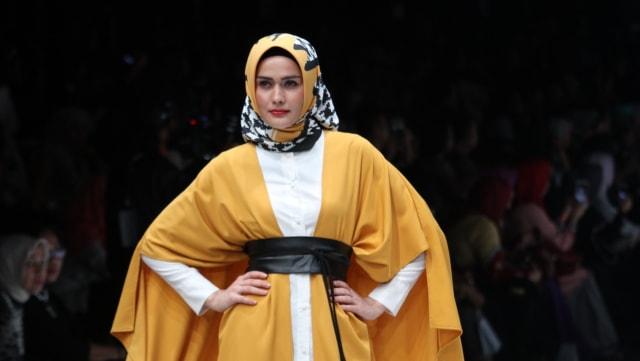 Lika-liku Hijab di Indonesia: Sempat Dilarang hingga Jadi Tren Fashion (66096)