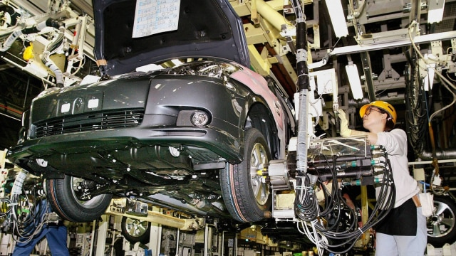 Mulai 2030, Jepang Setop Penjualan Mobil Bermesin Konvensional (49704)