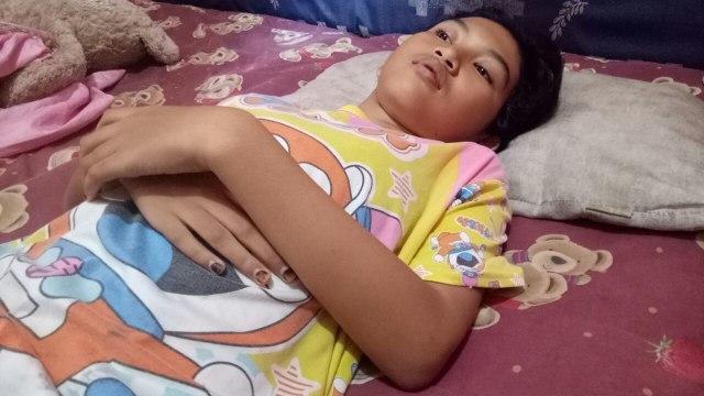 Selama Tidur Panjang, Echa si Putri Tidur Tetap Makan dan Mandi (1403839)