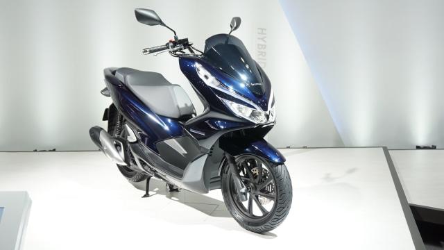 Honda PCX Hybrid Laku 100 Unit per Bulan (323598)