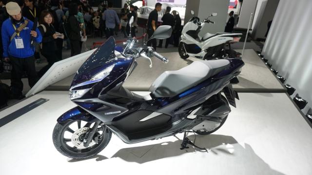Honda PCX Hybrid Laku 100 Unit per Bulan (323599)