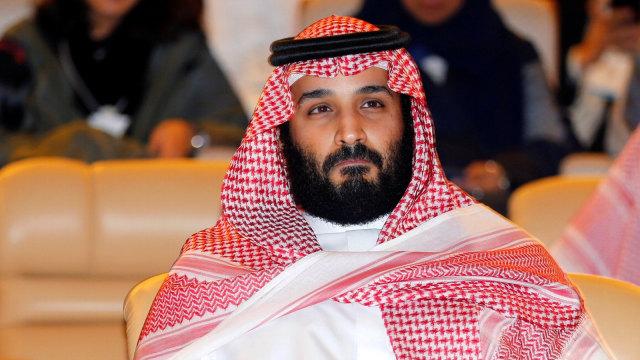 Para Pangeran Saudi Ditahan di Hotel Mewah (180588)