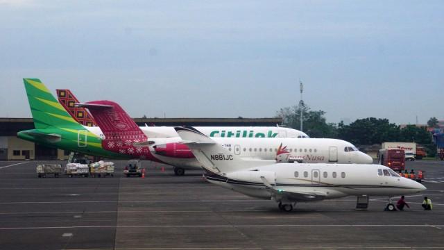 Bandara Halim Perdanakusuma, Jakarta