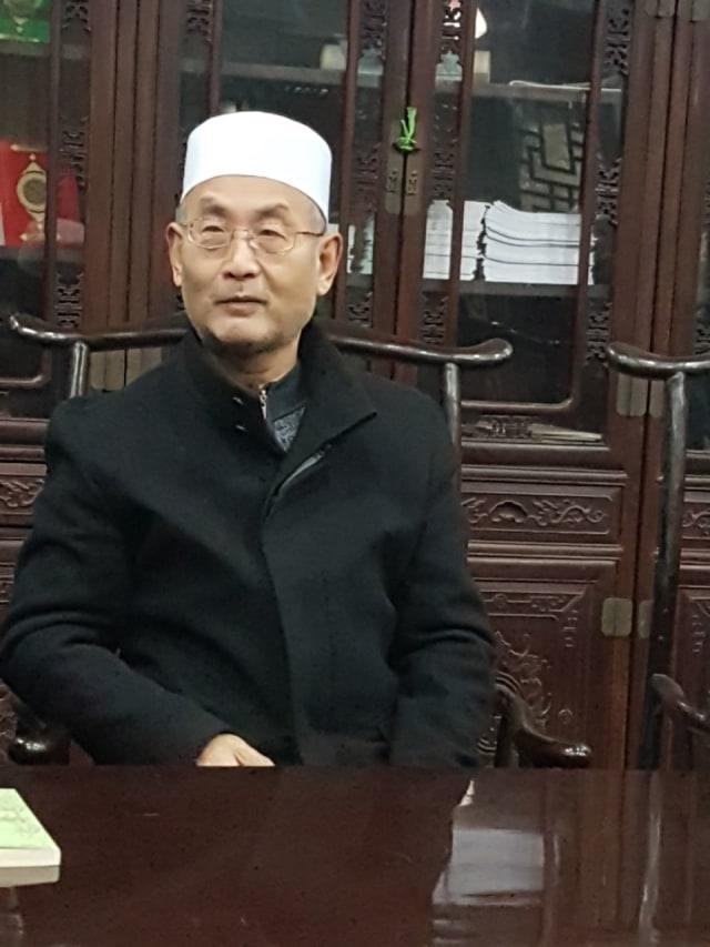 Menyapa Muslim di Xi'an, China (35698)