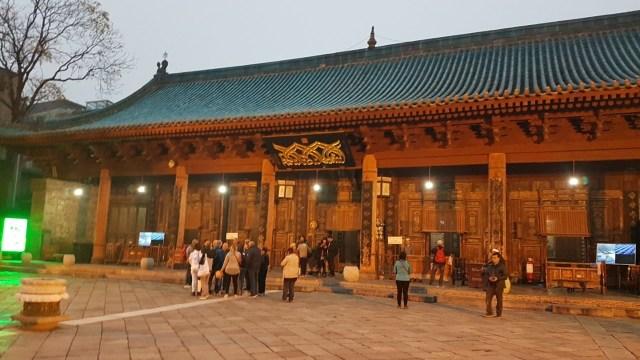 Menyapa Muslim di Xi'an, China (35696)