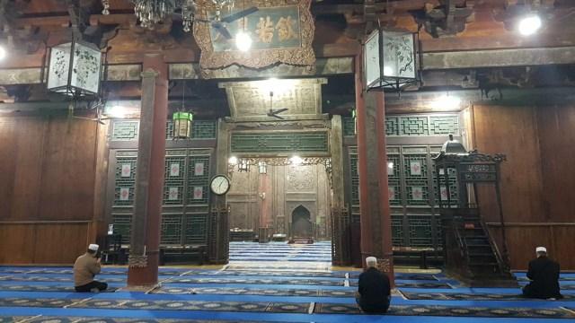 Menyapa Muslim di Xi'an, China (35699)