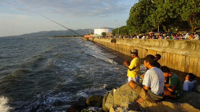 Kota Tua Pantai Ampenan, Mataram, Lombok