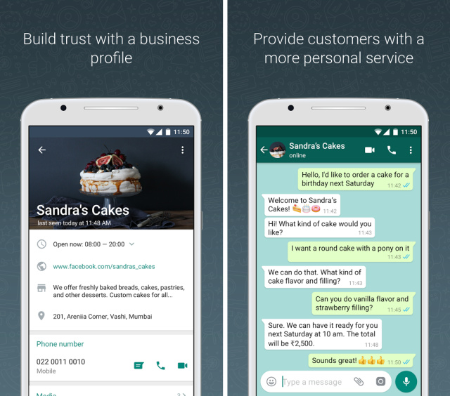 6 Perbedaan Dasar Aplikasi Whatsapp Business Dengan Whatsapp Biasa Kumparan Com
