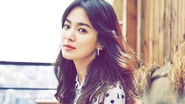 Song Hye-kyo Jawab Pertanyaan soal Momongan (81442)