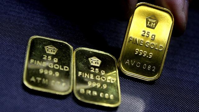 Kembali Naik, Harga Emas Antam Hari Ini Capai Rp 702.500 (56512)