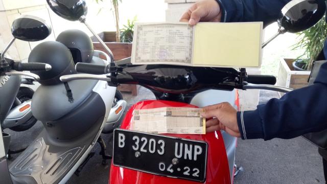 Berapa Ongkos Sewa Motor Listrik Viar Q1 di Jakarta? (171282)