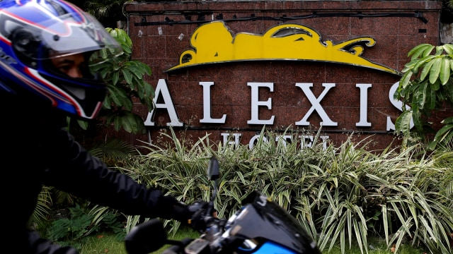 Hotel Alexis di Jakarta