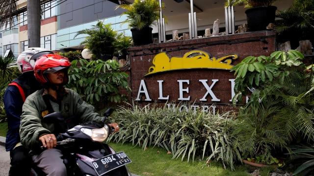 Alexis Hotel di Jakarta