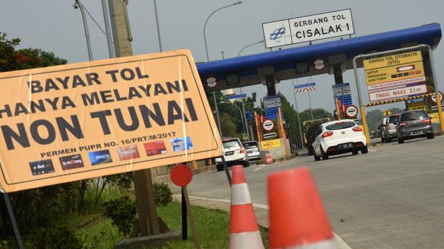 Bayar Tol Tanpa Berhenti Dibahas Pengusaha dengan PUPR dan Perusahaan Hungaria (384929)
