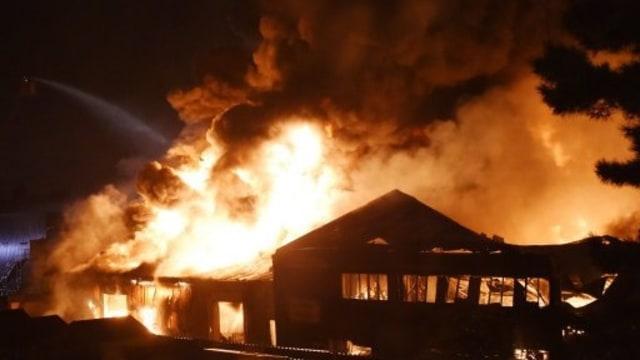 Derita Mahasiswa Indonesia di Balik Kebakaran Gudang di Tottenham (285841)