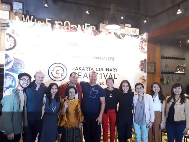 Jakarta Culinary Feastival 2017